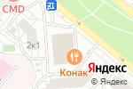 Схема проезда до компании Марина в Москве