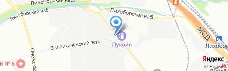 ТехноРесурсГрупп на карте Москвы
