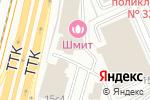 Схема проезда до компании DomLinz.Ru в Москве