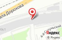 Схема проезда до компании Глобал Сервис в Москве