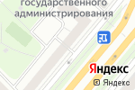 Схема проезда до компании Jean Louis David в Москве
