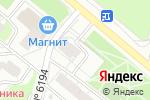 Схема проезда до компании Модный свет в Москве