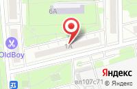 Схема проезда до компании Иксдд Медиа в Москве