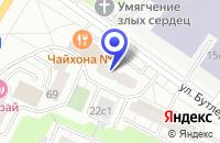 Схема проезда до компании МЕБЕЛЬНЫЙ МАГАЗИН ПЛАНЕТА в Москве