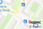 Схема проезда до компании Маркер в Москве