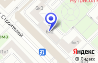Схема проезда до компании ДИЗАЙН-СТУДИЯ VIP-ПРОЕКТ в Москве