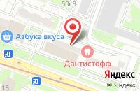 Схема проезда до компании Волшебная Сказка в Москве