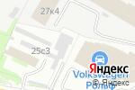 Схема проезда до компании Окномойка в Москве