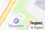 Схема проезда до компании Чистый город в Москве