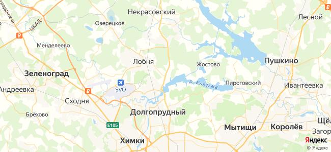36 (Лобня - Новосельцево) автобус в Лобне