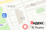 Схема проезда до компании Тимирязевская межрайонная прокуратура в Москве
