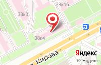 Схема проезда до компании Подольская детская городская больница в Подольске
