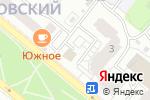 Схема проезда до компании Нардин в Москве