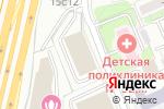 Схема проезда до компании Dеловик в Москве