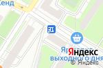 Схема проезда до компании Авто-А в Москве