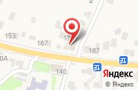 Схема проезда до компании Парикмахерская в Хрущёво