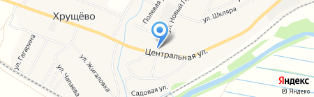 Магазин строительных и отделочных материалов на карте Хрущёво