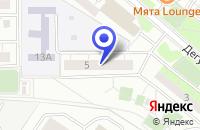 Схема проезда до компании МЕБЕЛЬНЫЙ МАГАЗИН ПРОМИФ в Москве