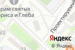 Схема проезда до компании Зоомагазин на Дегунинской в Москве