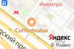 Схема проезда до компании Service-mobile в Москве