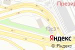 Схема проезда до компании Esoteric Pro в Москве