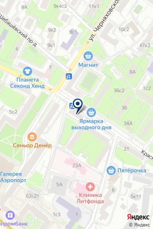 ТУРБОСОЛЯРИЙ на карте Красноармейска