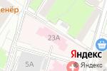 Схема проезда до компании Литфонда в Москве