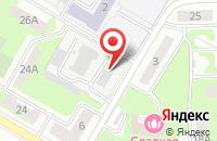Схема проезда до компании Рабочий в Подольске