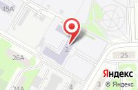 Схема проезда до компании Средняя общеобразовательная школа №15 в Подольске