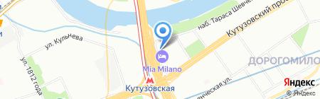 Защита гражданских прав на карте Москвы
