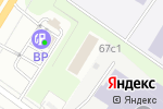 Схема проезда до компании Мой Авто в Москве