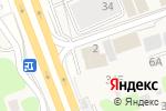 Схема проезда до компании Магазин фастфудной продукции в Грибках