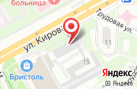 Схема проезда до компании Изостудия в Подольске