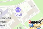 Схема проезда до компании Воробьёв Дом в Москве