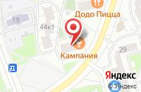 Схема проезда до компании Представительский Центр в Москве