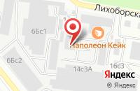 Схема проезда до компании Гк Евро-Траст в Москве