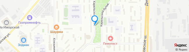 Карельский бульвар