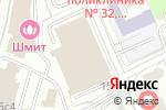 Схема проезда до компании Реновио Рус в Москве
