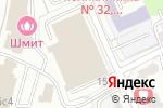 Схема проезда до компании Автоцентр Сити в Москве