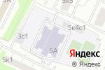 Схема проезда до компании Юго-Запад в Москве