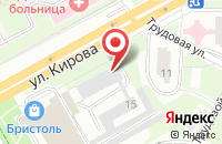 Схема проезда до компании XXL Ceramica в Подольске