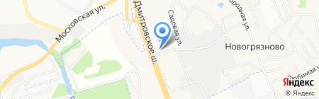 ЭКСПЕРТ СПЕЦОДЕЖДА на карте Грибков