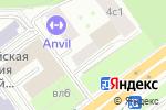 Схема проезда до компании Геоарм в Москве
