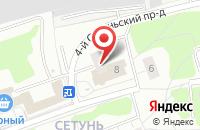Схема проезда до компании Чистое Знание в Москве