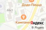 Схема проезда до компании Сетка антикошка Бутово в Москве
