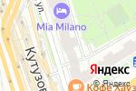 Схема проезда до компании Country Flowers Cub в Москве