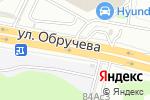 Схема проезда до компании Alum Premium в Москве