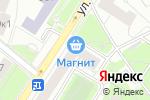 Схема проезда до компании Мастерская по заточке инструмента и изготовлению ключей в Москве