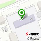 Местоположение компании Детский сад №155, Золотой ключик