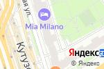 Схема проезда до компании КБ Юниаструм банк в Москве